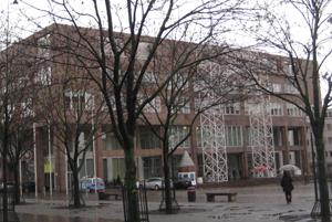Das Dortmunder Rathaus