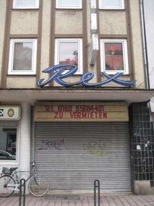 rex kino