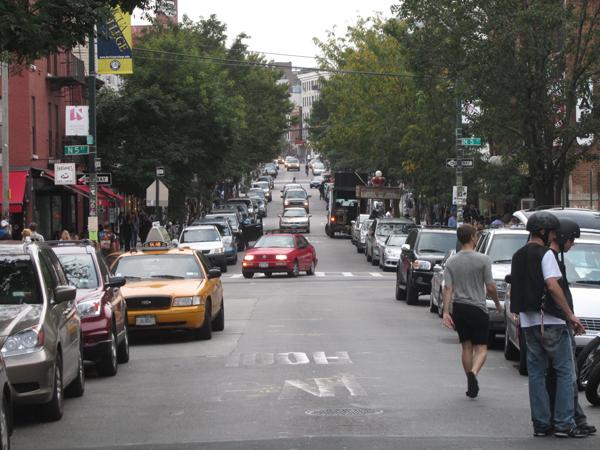 Bedford Avenue 2006 (eigenes Foto)
