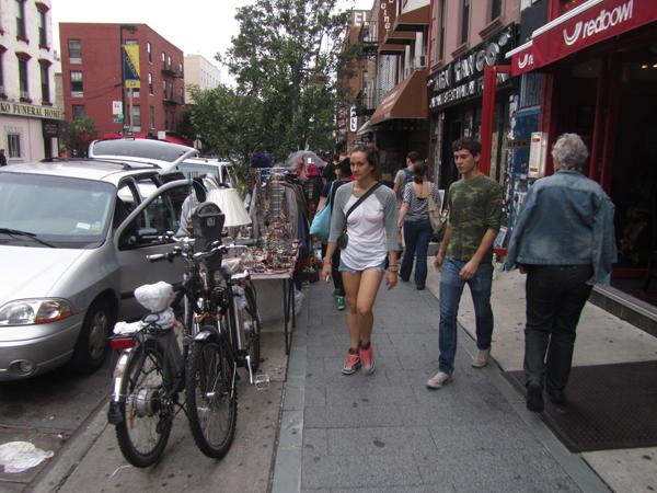 Bedford Ave 2012 (eigenes Foto)