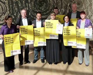 NRWs linke Ladtagsfraktion bejubelt Stasispiitzelzeitung