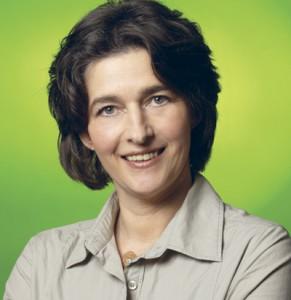 Grüne Volkserzieherin Barbara Steffens