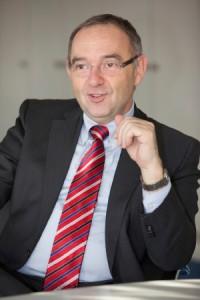 NRW Finanzminister Norbert Walter-Borjans Foto:  Birgitta Petershagen