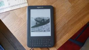 Amazon Kindle Foto: Franz Wegener