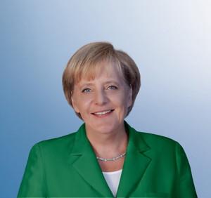 Angela Merkel Foto: CDU/Laurence Chaperon