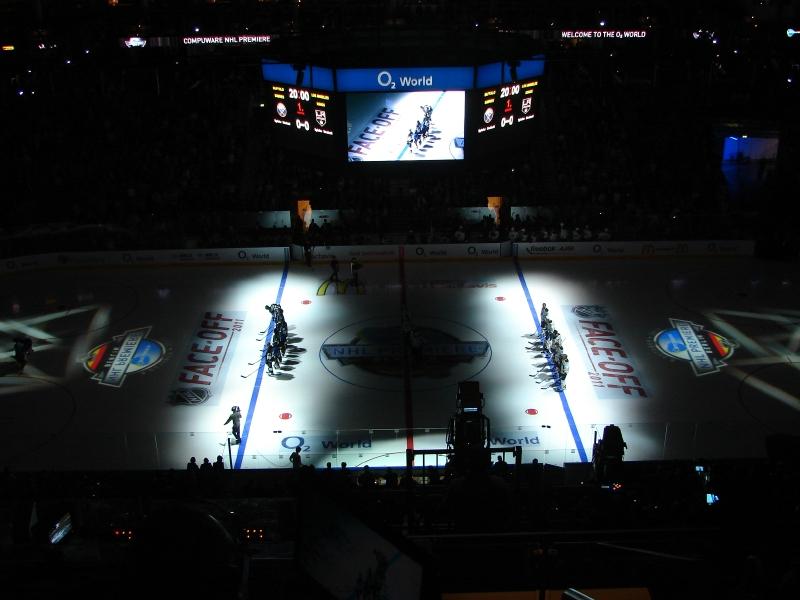 Es geht wieder los in der NHL. Foto: Robin Patzwaldt