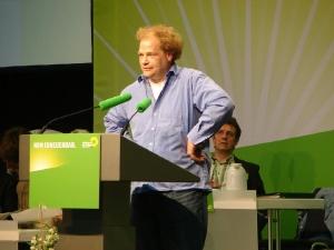 Lars-Holtkamp, Grüne-Waltrop Foto: Robin Patzwaldt