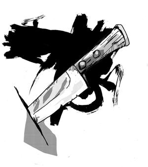 klein knife