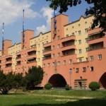 Sozialwohnungen in Wien Foto: Dreizung Lizenz: GNU