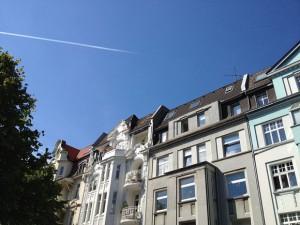 Kreuzviertel Dortmund, Foto: Lucas Kaufmann Lizenz: CC