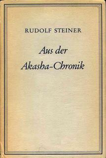 """Aus der Akasha-Chronik"", Buchcover Foto: Wikipedia, Lizenz: PD"