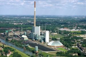 Steag-Kraftwerk Walsum Foto: Steag