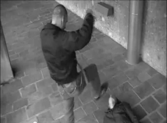 Bild aus einem Frei-Wild Video