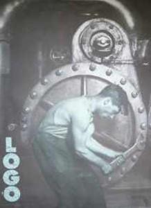 Eines der bekanntesten Logo-Plakate