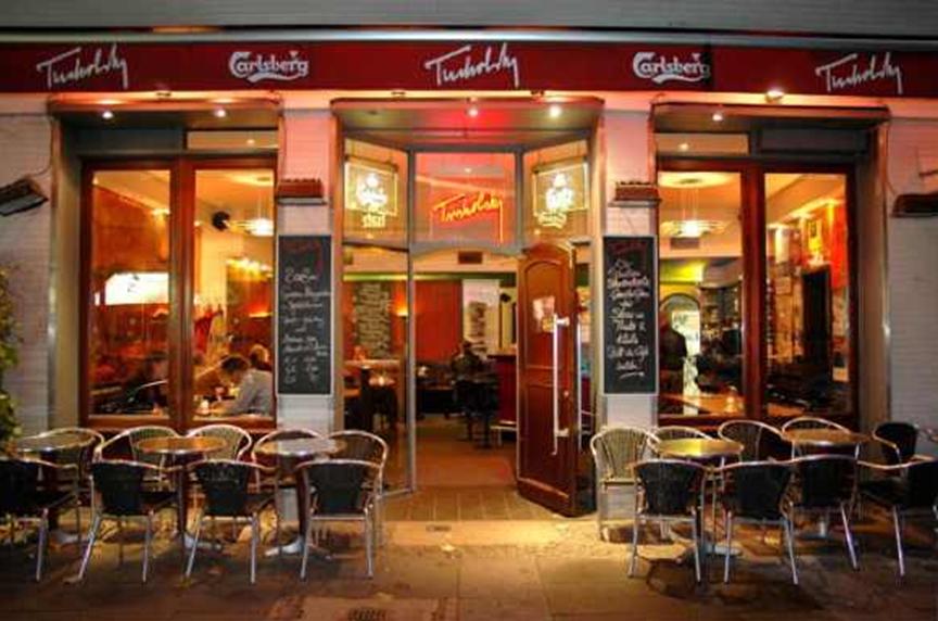 Café Tucholsky // Foto: art Hotel Gastronomie GmbH