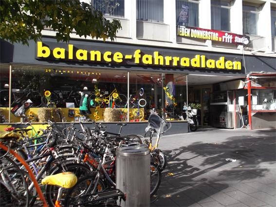 Der Fahrradladen Balance