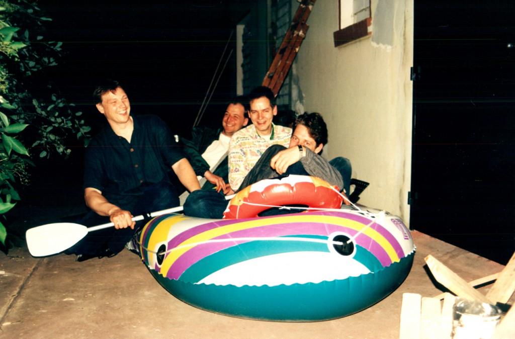 Foto 1994 am RIFF