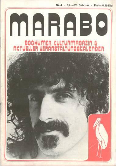 MARABO-Cover Nr. 4 vom Februar 1978 / Quelle: Marabo