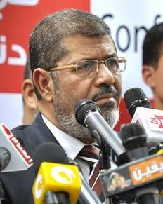 Mohammed Mursi. Foto: Wikipedia/ Jonathan Rashad, (CC BY 3.0)