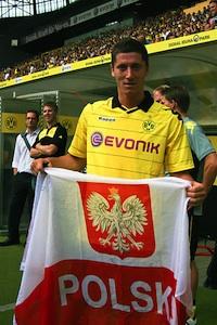 Robert Lewandowski (BVB), Foto: (c) Christopher Neundorf
