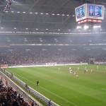 Das Stadion der Gelsenkirchener. Quelle: Wikipedia Foto: Friedrich Petersdorff