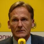 BVB-Geschäftsführer Hans-Joachim 'Aki' Watzke. Foto: Robin Patzwaldt