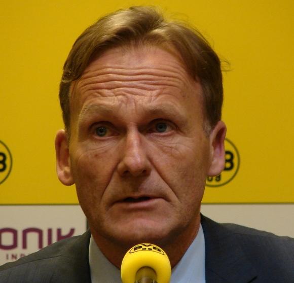 BVB-Geschäftsführer Hans-Joachim 'Aki' Watzke will Ausstiegsklauseln beim BVB zukünftig verhindern. Foto: Robin Patzwaldt