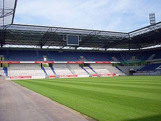 Das Stadion des MSV Duisburg. Quelle: Wikipedia; Foto: Sascha Brück; Lizenz: cc