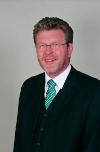 Der Bayerische Staatsminister für Umwelt und Gesundheit Marcel Huber (Quelle: Wikipedia)