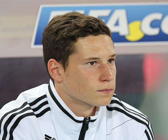 Julian Draxler. Foto: Michael Kranewitter Quelle: Wikipedia Lizenz: CC-by-sa 3.0/at