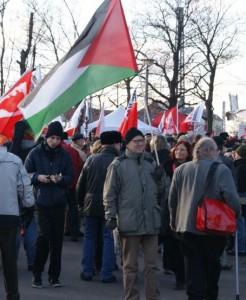 Palästina-Solidarität treibt oft reaktionäre Blüten