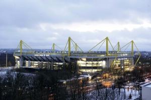 Das Stadion der Dortmunder Borussia. Foto: BVB