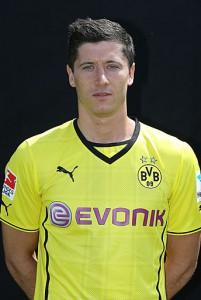 Robert Lewandowski. Foto: BVB