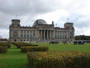Der Bundestag Foto: Robin Patzwaldt