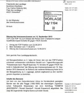 Schirmfoto Schalke Einsatz der Polizei (525x580)