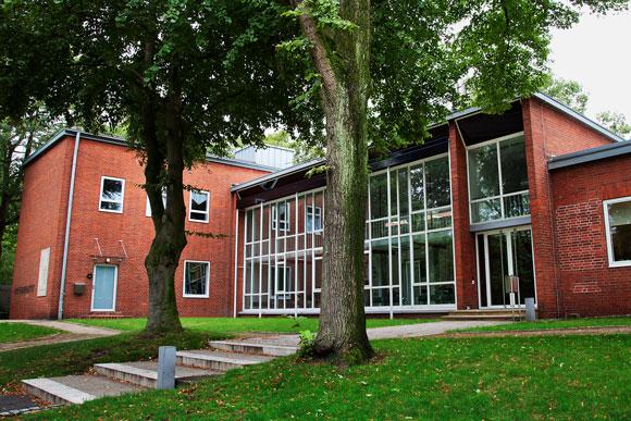 Grimme Institut in Marl Foto: Grimme Institut