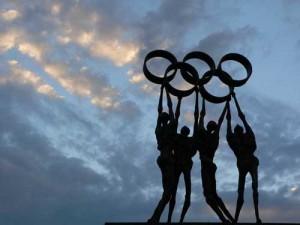 Olympische Ringe. Quelle: Wikipedia; Lizenz: gemeinfrei