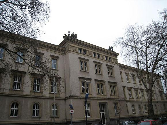 Gericht Dortmund Foto: Tbachner Lizenz: GNU
