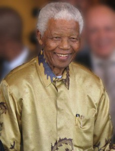 Nelson Mandela Foto: South Africa The Good News / www.sagoodnews.co.za Lizenz: CC2.0
