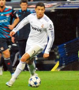 Weltfußballer Christiano Ronaldo. Quelle: Wikipedia; Foto: Jan S0L0; Lizenz: CC-BY-SA-2.0