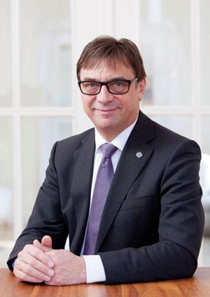 Dr. Volker Jung, Kirchenpräsident der EKHN Foto: EKHN