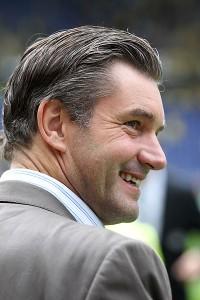 BVB-Sportdirektor Michael Zorc. Quelle: Wikipedia: Foto: Christopher Neundorf Lizenz: CC-BY-3.0