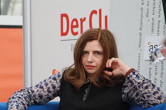 Sibylle Lewitscharoff Foto: Amrei-Marie Lizenz: CC