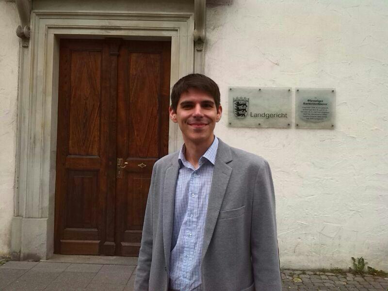 David Bardens Hinter mir die Wissenschaft Ruhrbarone