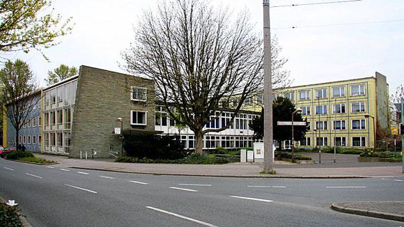 Fritz-Henßler-Haus Foto: Ralf Hüls Lizenz: CC 2.0