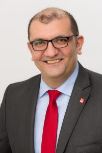 Volkan Baran Foto: SPD-Dortmund