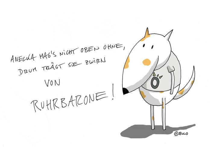Anelka - mag die Ruhrbarone - pupst um die Ecke (Quelle: der Bulo)