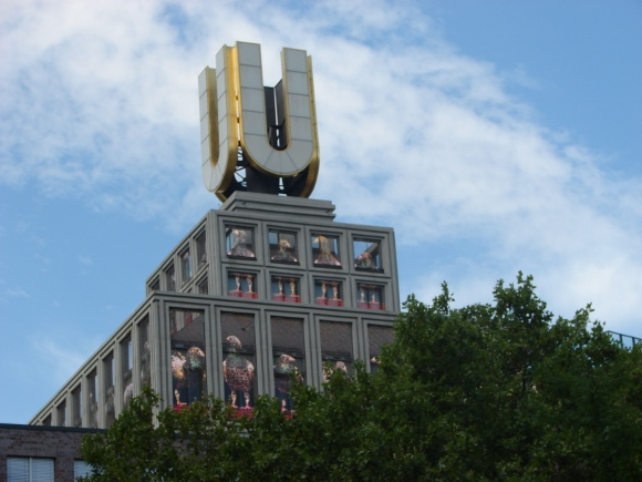 Das 'U' in Dortmund. Foto(s): Robin Patzwaldt
