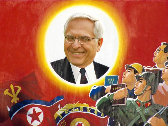 Der große Vorsitzende der NRW-Linkspartei Ralf Michalowsky Montage: Ruhrbarone Fotos: Ralf Michalowsky CC3.0
