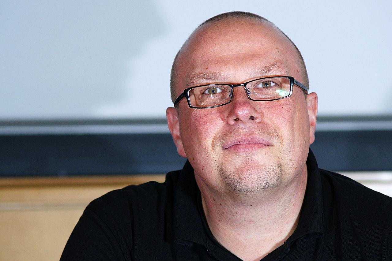 Audiomacher Holger Klein (Foto: Alexander Klink)
